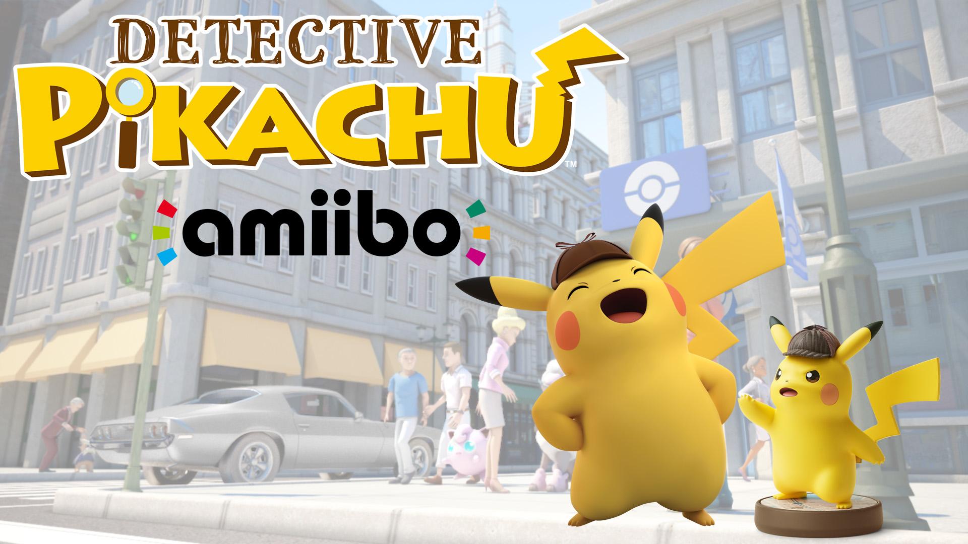 Detective Pikachu Amiibo Functions And Unlocks Guide Mon